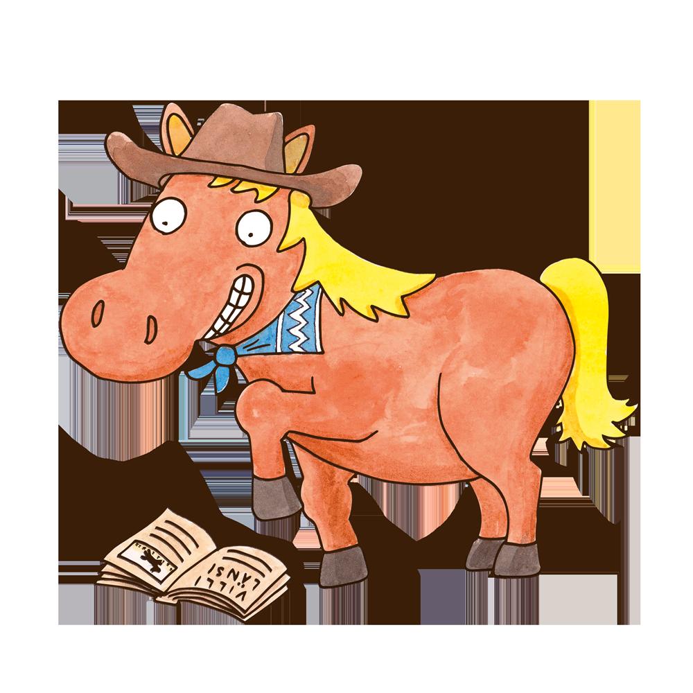 Harvey the Horse