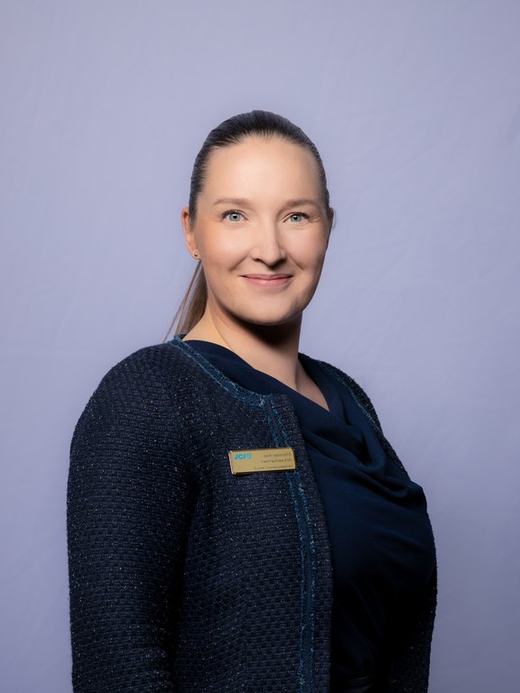 Viestintäjohtaja / Chief Communications Officer - Mari Männistö